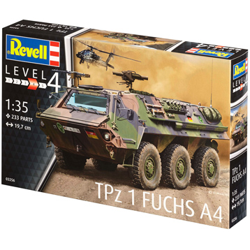 TPz 1 FUCHS A4  (Scale 1:35)