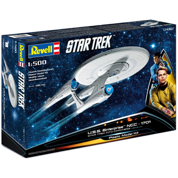 U.S.S Enterprise NCC-1701 Kit
