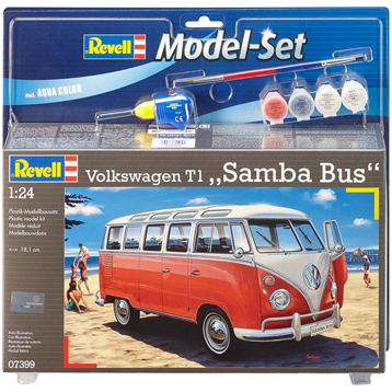 "Volkswagen T1 ""Samba Bus"" (Scale 1:24)"