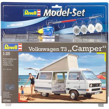 """Volkswagen T3 """"Camper"""" (Scale 1:25)"""