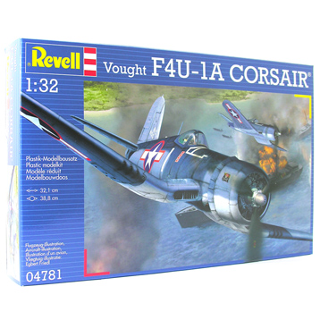Vought F4U-1A Corsair Plane