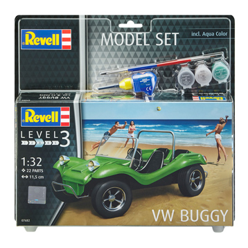 VW Buggy Model Set