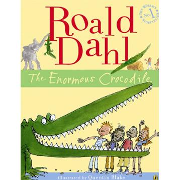 the Enormous Crocodile Book