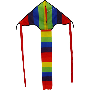 Mini Super Rainbow Flyer Kite