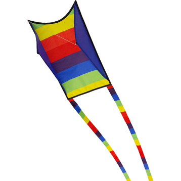 Rainbow Sled Parafoil Kite