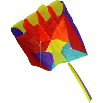Pocket Parafoil Kite
