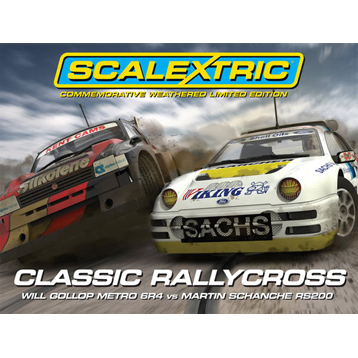 Classic Rallycross Champions Limited Edition
