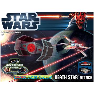 Micro Star Wars 'Death Star Attack'