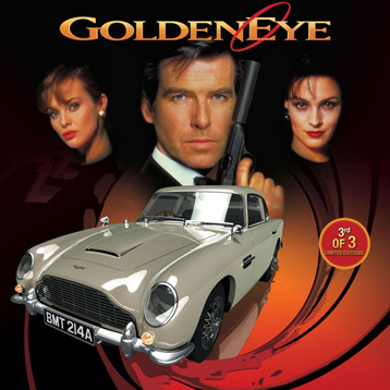 James Bond 007 GoldenEye Limited Edition