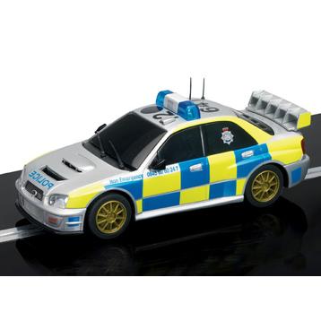 Subaru Police Car