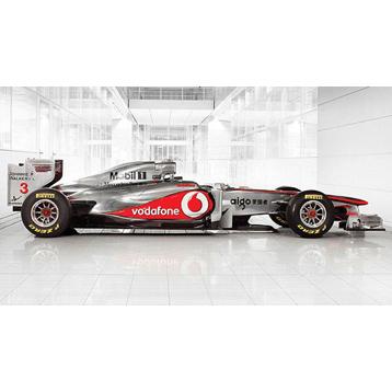 McLaren Mercedes 2012 No.4 Hamilton