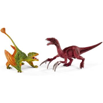 Dimorphodon & Therinizosaurus, Small
