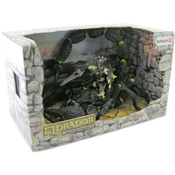 Scorpion Rider Xoromon