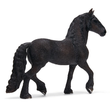 Horse Club Friesian Mare Figure