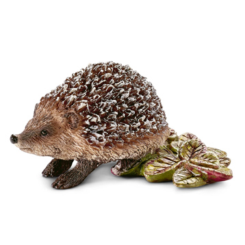 Wild Life Hedgehog Figure