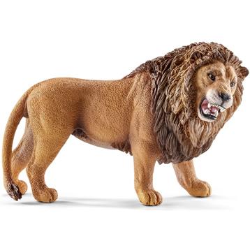 Wild Life Lion, Roaring Figure