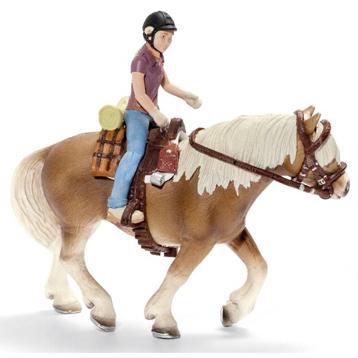 Pony Riding Set, Camping