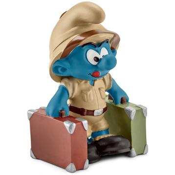 Jungle Smurf, Explorer