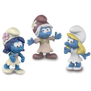 Smurfs Movie Set 2