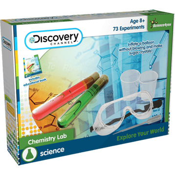 Discovery Channel Science Chemistry Lab