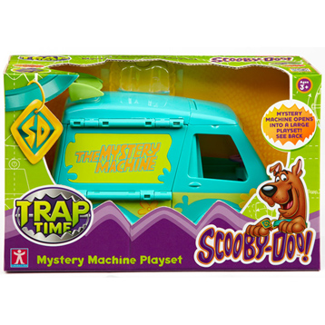 Trap Time Mystery Machine