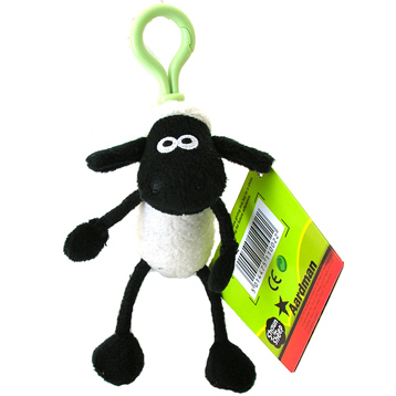 Shaun the Sheep Key Ring