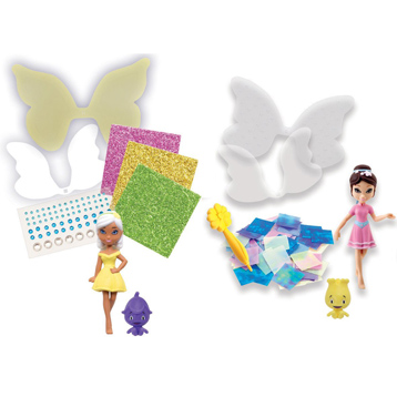 Shimmer Wings Fairies Twin Pack