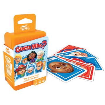 Shuffle Guess Who Card Game