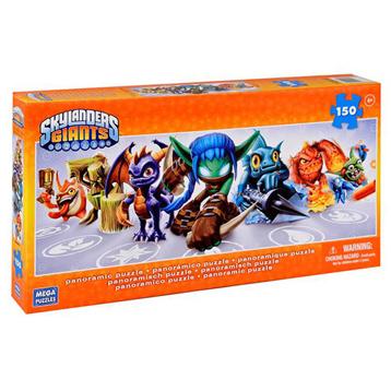 Skylanders 150 Piece Puzzle