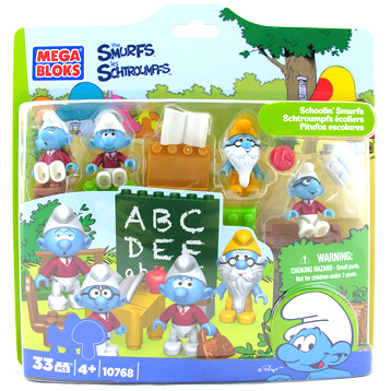 Smurfs Figure Sets
