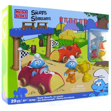 Smurfs Small Playset