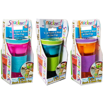 Snackeez Drinks Cup