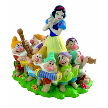 Snow White and The Seven Dwarfs Money Bank