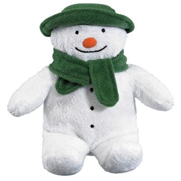 Snowman Bean Toy
