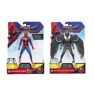 6-Inch Feature Figures Assorted