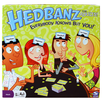 Hedbanz for Adults