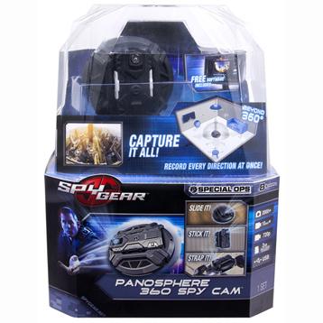 Panosphere 360 Spy Cam
