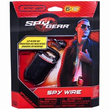 Spy Wire