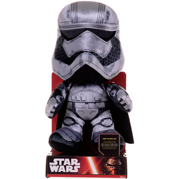 "Captain Phasma 10"" Plush"