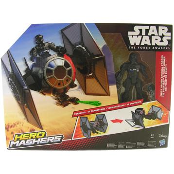 Hero Mashers Attack Vehicle