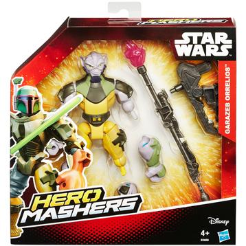 "Hero Mashers Deluxe 6"" Action Figure"