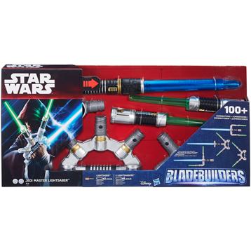 Bladebuilders Jedi Master Electronic Lightsaber