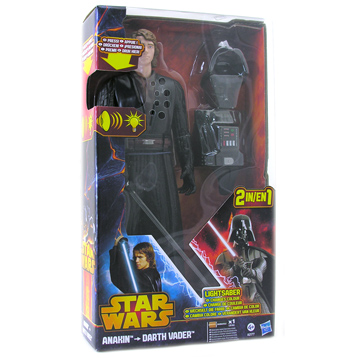 Star Wars Ultimate Anakin/Darth Vader