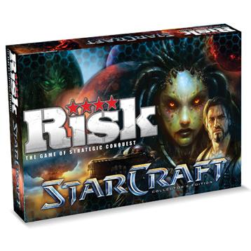 Starcraft Risk