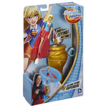 Super Hero Girls Action Flying Supergirl