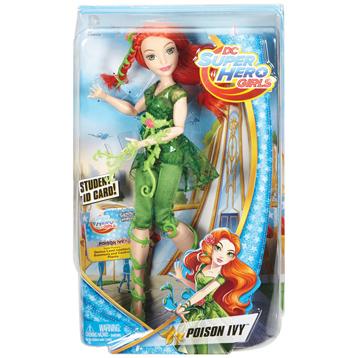Super Hero Girls Poison Ivy Doll