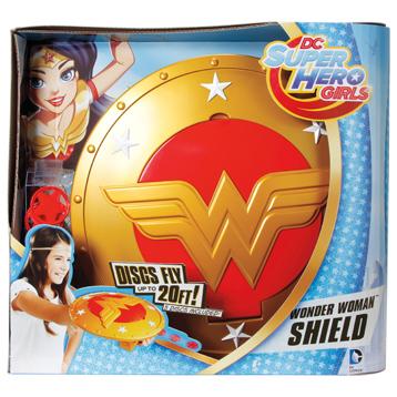 Super Hero Girls Wonder Woman Shield