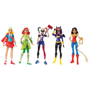"""Super Hero Girls 6"""" Action Figures"""