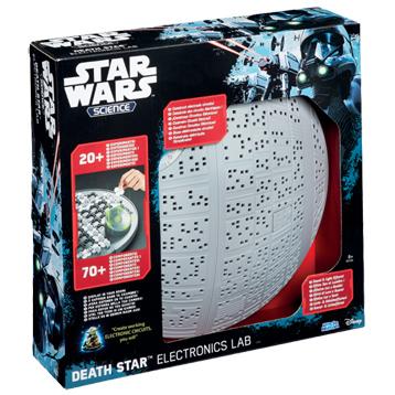 Death Star Electronics Lab