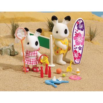 Beach Fun & Games
